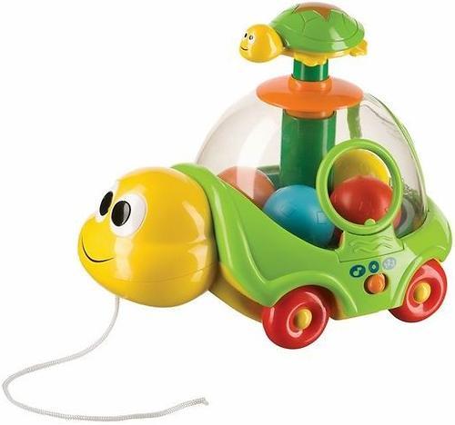 Музыкальная каталка-юла Happy Baby IQ-Turtle (3)