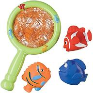 Набор игрушек Happy Baby для ванной LITTLE FISHER