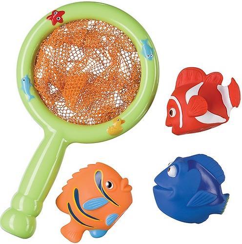 Набор игрушек Happy Baby для ванной LITTLE FISHER (3)