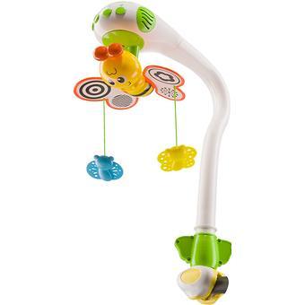 Музыкальный мобиль с проектором Happy Baby Magic Butterflies - Minim