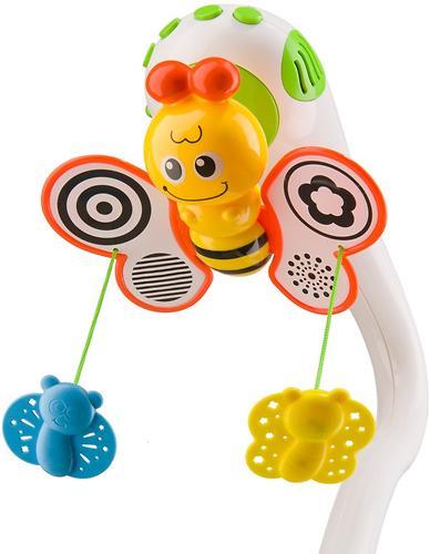 Музыкальный мобиль с проектором Happy Baby Magic Butterflies (7)