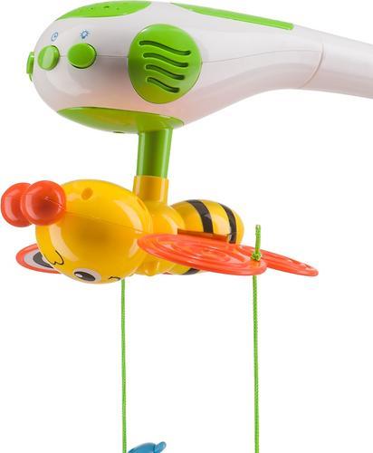 Музыкальный мобиль с проектором Happy Baby Magic Butterflies (8)