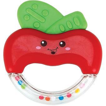 Погремушка-прорезыватель Happy Baby Apple fun - Minim