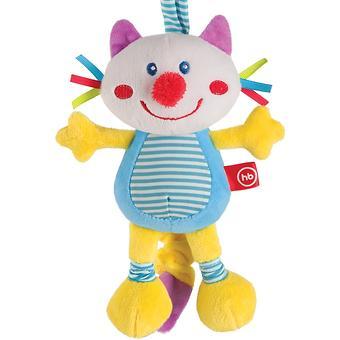Игрушка мягконабивная Happy Baby Frisky Kitty - Minim