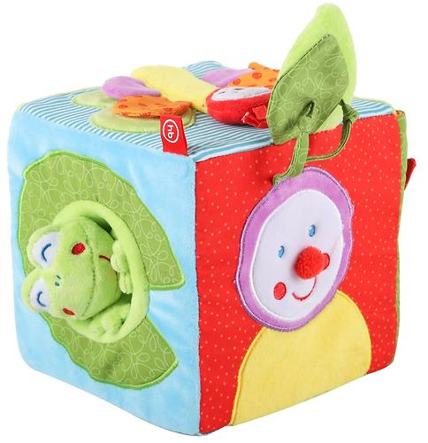 Развивающая игрушка Happy Baby IQ-CUBE (8)