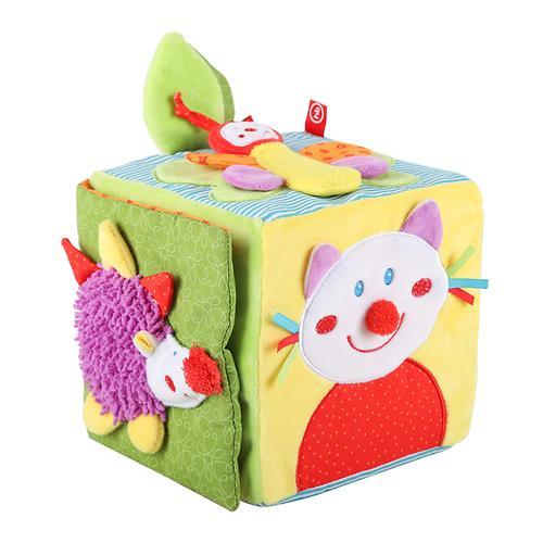 Развивающая игрушка Happy Baby IQ-CUBE (9)