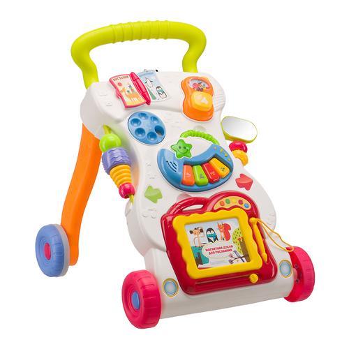 Каталка-ходунки Happy Baby JUNIOR (10)