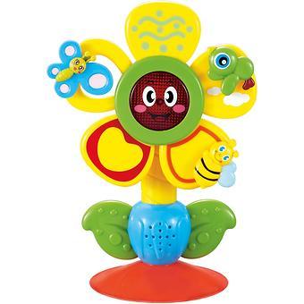 Музыкальная игрушка Happy Baby на присоске Fun Flower - Minim