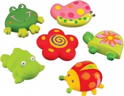 Набор игрушек Happy Baby для ванной SUMMER ADVENTURE (4)