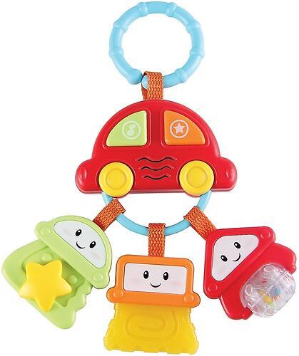 Брелок с ключами Happy Baby Sundy (1)
