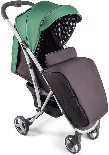 Коляска Happy Baby Eleganza V2 Green (12)