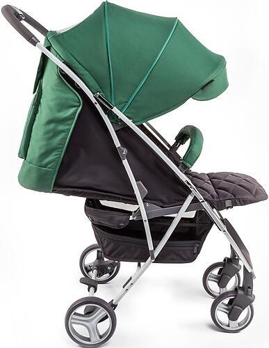 Коляска Happy Baby Eleganza V2 Green (13)