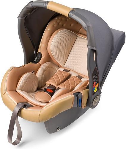Автокресло Happy Baby Gelios V2 Beige (8)