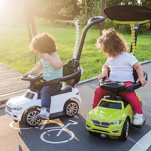 Машинка-каталка Happy Baby Jeepsy Green (16)