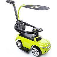 Машинка-каталка Happy Baby Jeepsy Green