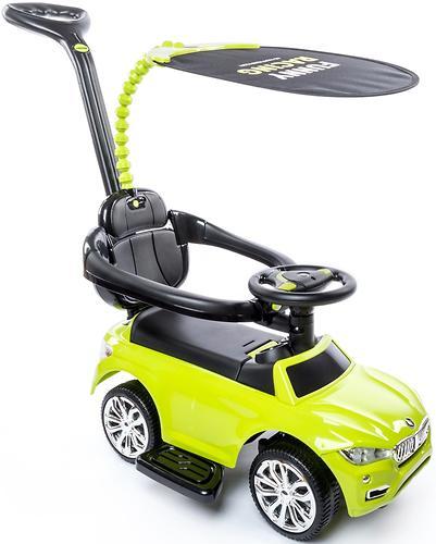 Машинка-каталка Happy Baby Jeepsy Green (9)