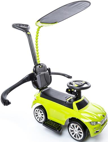 Машинка-каталка Happy Baby Jeepsy Green (10)