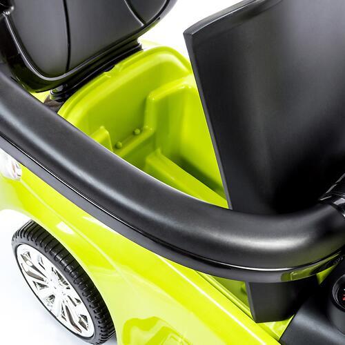 Машинка-каталка Happy Baby Jeepsy Green (14)