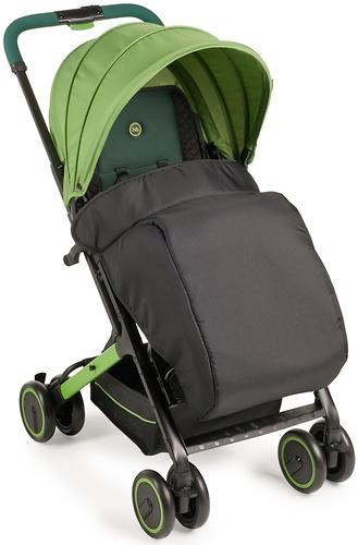 Уценка! Коляска Happy Baby Jetta Green (12)