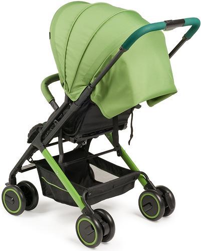 Уценка! Коляска Happy Baby Jetta Green (13)