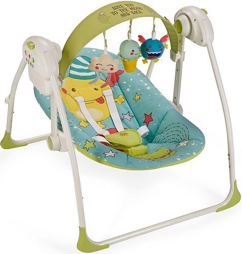 Электрокачели Happy Baby Jolly Blue (9)