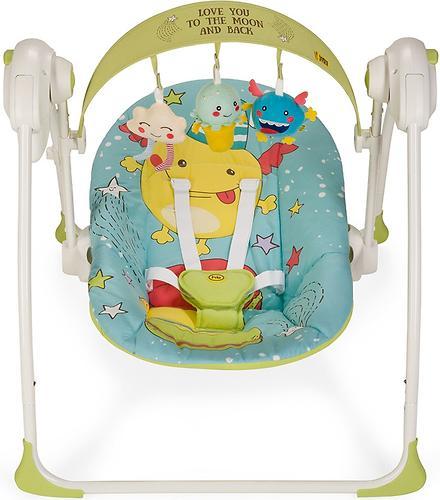 Электрокачели Happy Baby Jolly Blue (10)
