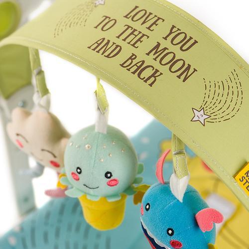 Электрокачели Happy Baby Jolly Blue (14)