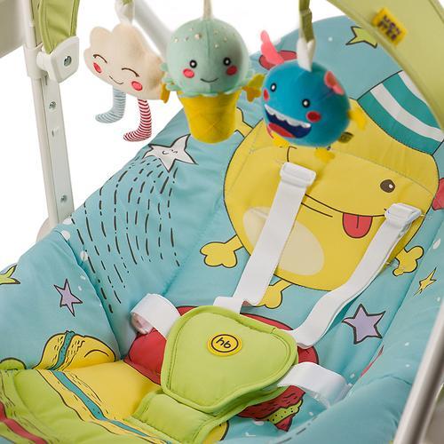 Электрокачели Happy Baby Jolly Blue (15)