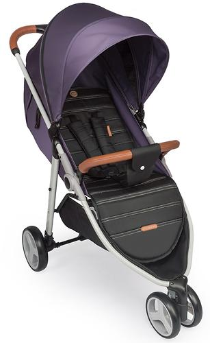 Коляска Happy Baby Ultima V2 violet (6)