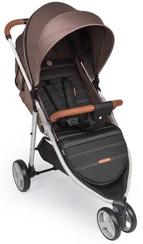 Коляска Happy Baby UltimaV2 brown (6)