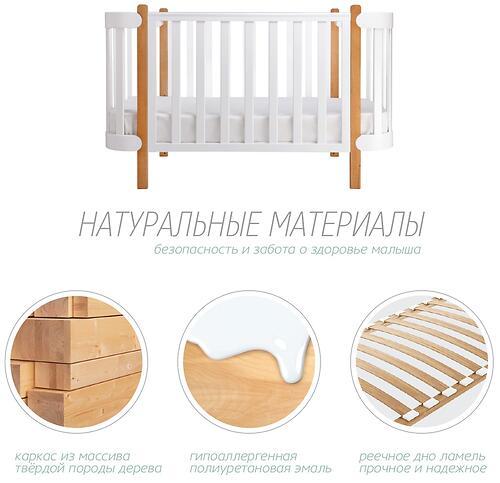 Комплект расширения для люльки-кроватки Happy Baby Mommy (11)