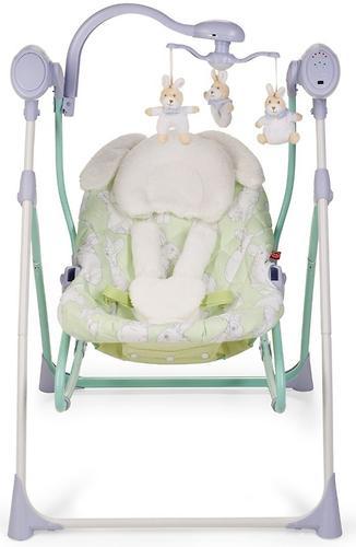 Электрокачели Happy Baby Luffy Lilac (11)