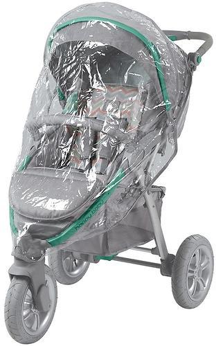 Коляска прогулочная Happy Baby Neon Sport Green (21)