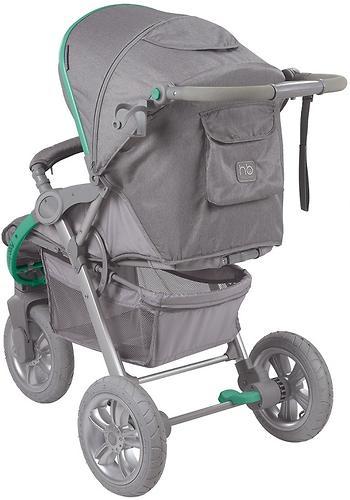 Коляска прогулочная Happy Baby Neon Sport Green (19)