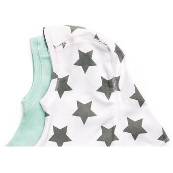 Набор шапочек-шлемов Happy Baby Stars 2шт - Minim