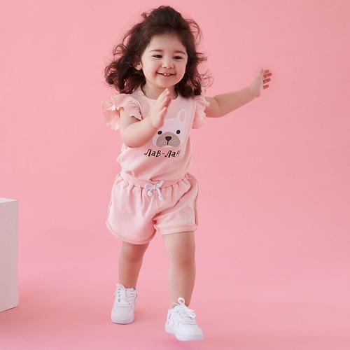 Майки для девочек Happy Baby T-Shirt Set 2шт (10)
