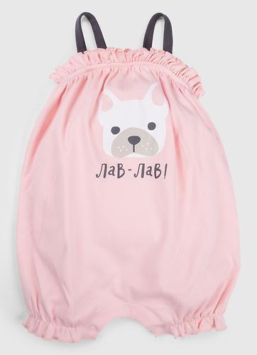 Полукомбинезон для девочек Happy Baby 88008 (5)