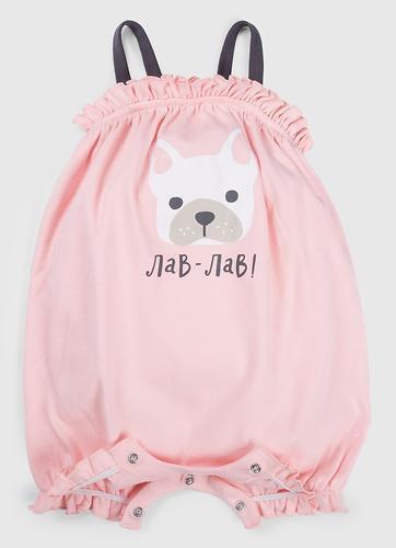 Полукомбинезон для девочек Happy Baby 88008 (6)