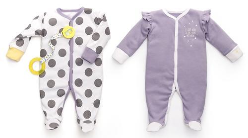 Набор из двух пижам Happy Baby (7)