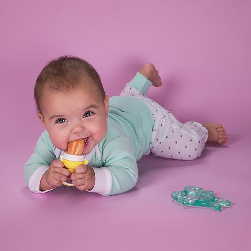Боди с длинным рукавом Happy Baby с царапками набор 2шт (9)