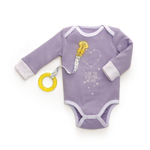 Набор боди с длинным рукавом Happy Baby 2шт (9)