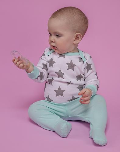 Набор ползунков Happy Baby с пояском 2шт (13)