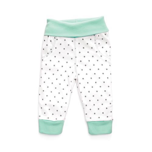 Набор трикотажных брюк Happy Baby с высоким пояском 2шт (9)