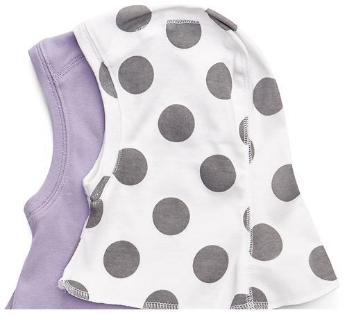 Набор шапочек-шлемов Happy Baby 2шт (5)