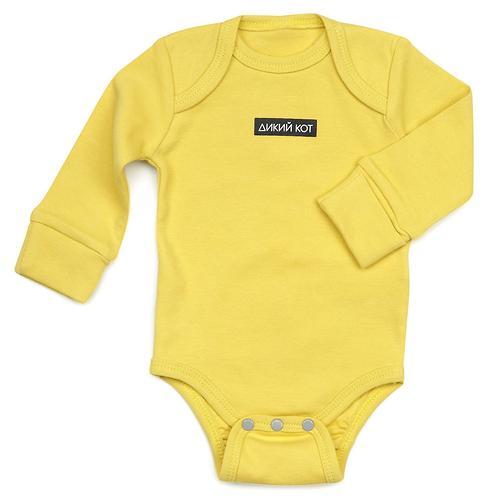 Боди с длинным рукавом Happy Baby 90046 (6)