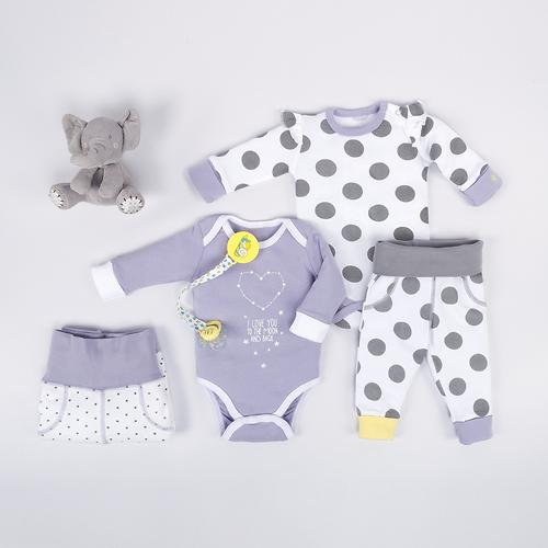 Набор трикотажных брюк Happy Baby 2шт (12)