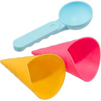 Набор Happy Baby для игр с песком Ice-Cream - Minim