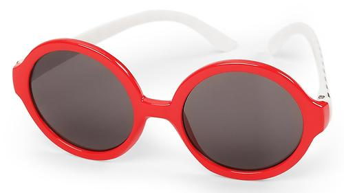 Очки солнезащитные Happy Baby 50550 Red (4)