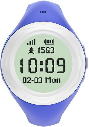 Детские телефон-часы Hiper Kidsafe FRT-G2 Blue (7)