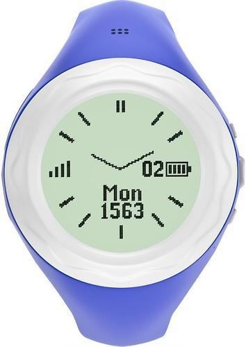 Детские телефон-часы Hiper Kidsafe FRT-G2 Blue (6)